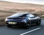 2019 Aston Martin DB11 AMR (Blue Designer Specification) Rear Three-Quarter Wallpapers 150x120 (5)