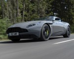 2019 Aston Martin DB11 AMR (Color: China Grey) Front Three-Quarter Wallpapers 150x120 (22)