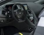 2019 Aston Martin DB11 AMR (Color: China Grey) Interior Wallpapers 150x120 (43)
