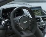 2019 Aston Martin DB11 AMR (Color: China Grey) Interior Wallpapers 150x120 (45)