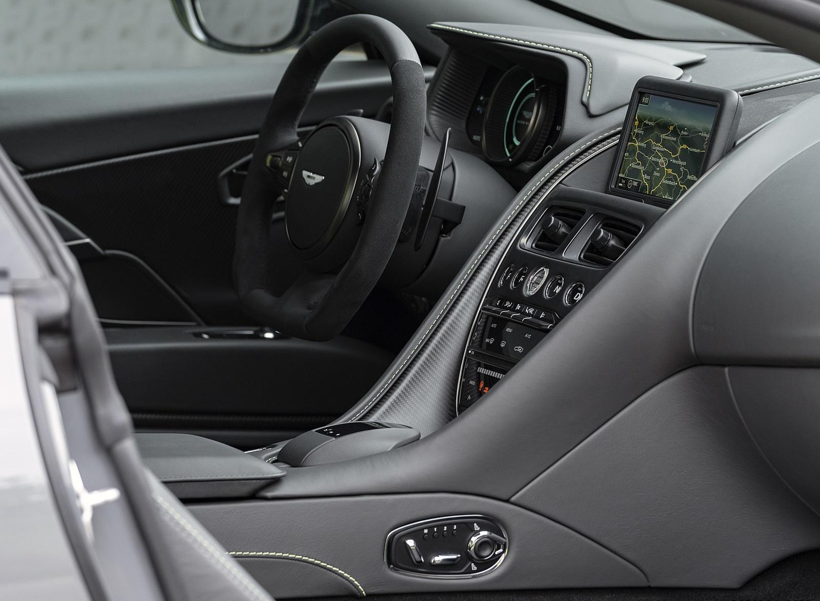 2019 Aston Martin Db11 Amr Color China Grey Interior Wallpapers 44 Newcarcars