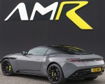 2019 Aston Martin DB11 AMR (Color: China Grey) Rear Three-Quarter Wallpapers 150x120 (31)