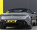 2019 Aston Martin DB11 AMR (Color: China Grey) Rear Wallpapers 150x120 (41)