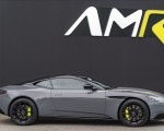 2019 Aston Martin DB11 AMR (Color: China Grey) Side Wallpapers 150x120 (39)