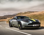 2019 Aston Martin DB11 AMR (Signature Edition) Front Three-Quarter Wallpapers 150x120 (7)