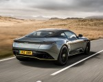 2019 Aston Martin DB11 AMR (Signature Edition) Rear Three-Quarter Wallpapers 150x120 (11)