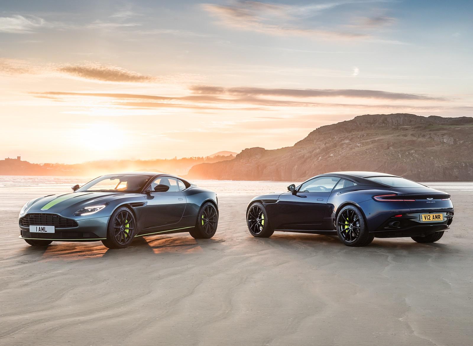 2019 Aston Martin DB11 AMR Wallpapers (9)