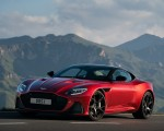 2019 Aston Martin DBS Superleggera (Color: Hyper Red) Front Three-Quarter Wallpapers 150x120 (31)