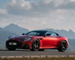 2019 Aston Martin DBS Superleggera (Color: Hyper Red) Front Three-Quarter Wallpapers 150x120 (34)