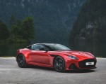 2019 Aston Martin DBS Superleggera (Color: Hyper Red) Front Three-Quarter Wallpapers 150x120 (33)
