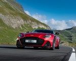 2019 Aston Martin DBS Superleggera (Color: Hyper Red) Front Wallpapers 150x120 (21)