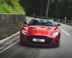 2019 Aston Martin DBS Superleggera (Color: Hyper Red) Front Wallpapers 150x120 (20)