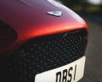 2019 Aston Martin DBS Superleggera (Color: Hyper Red) Grill Wallpapers 150x120 (43)