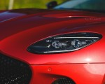 2019 Aston Martin DBS Superleggera (Color: Hyper Red) Headlight Wallpapers 150x120 (42)
