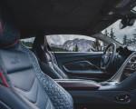 2019 Aston Martin DBS Superleggera (Color: Hyper Red) Interior Seats Wallpapers 150x120 (50)