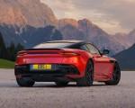 2019 Aston Martin DBS Superleggera (Color: Hyper Red) Rear Wallpapers 150x120 (39)