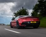 2019 Aston Martin DBS Superleggera (Color: Hyper Red) Rear Wallpapers 150x120 (28)