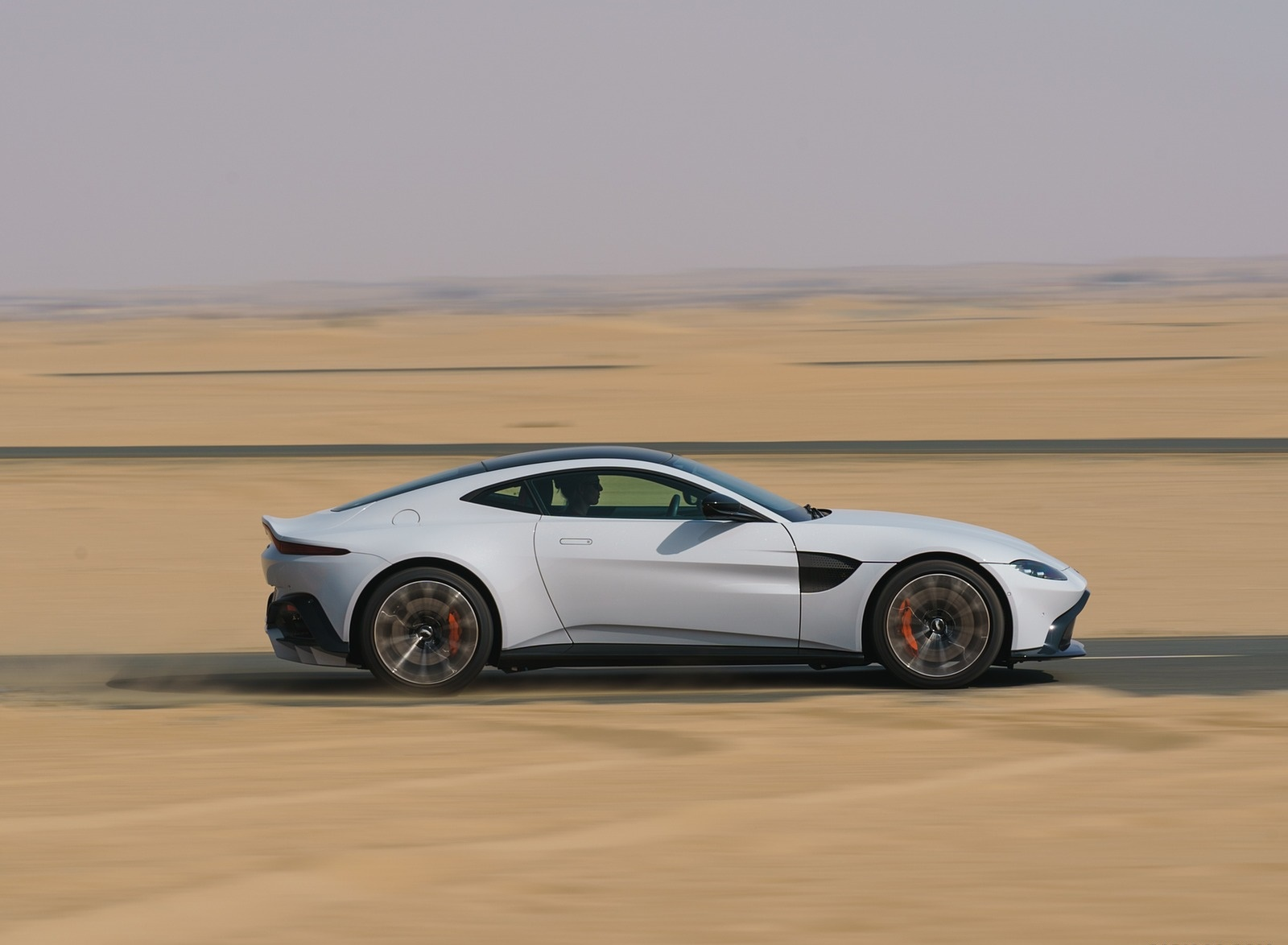 2019 Aston Martin Vantage Color White Stone Side Wallpapers 95 Newcarcars
