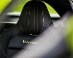 2019 Aston Martin Vantage Interior Seats Wallpapers 150x120 (22)