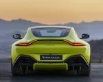 2019 Aston Martin Vantage Rear Wallpapers 150x120 (17)