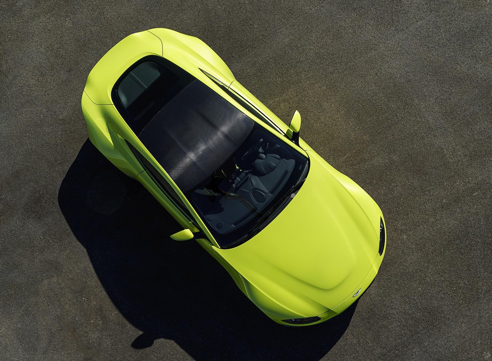 2019 Aston Martin Vantage Top Wallpapers (11)