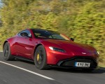 2019 Aston Martin Vantage (UK-Spec) Front Three-Quarter Wallpapers 150x120 (43)