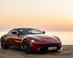 2019 Aston Martin Vantage (UK-Spec) Front Three-Quarter Wallpapers 150x120 (49)