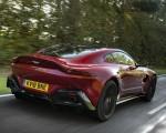 2019 Aston Martin Vantage (UK-Spec) Rear Three-Quarter Wallpapers 150x120 (48)