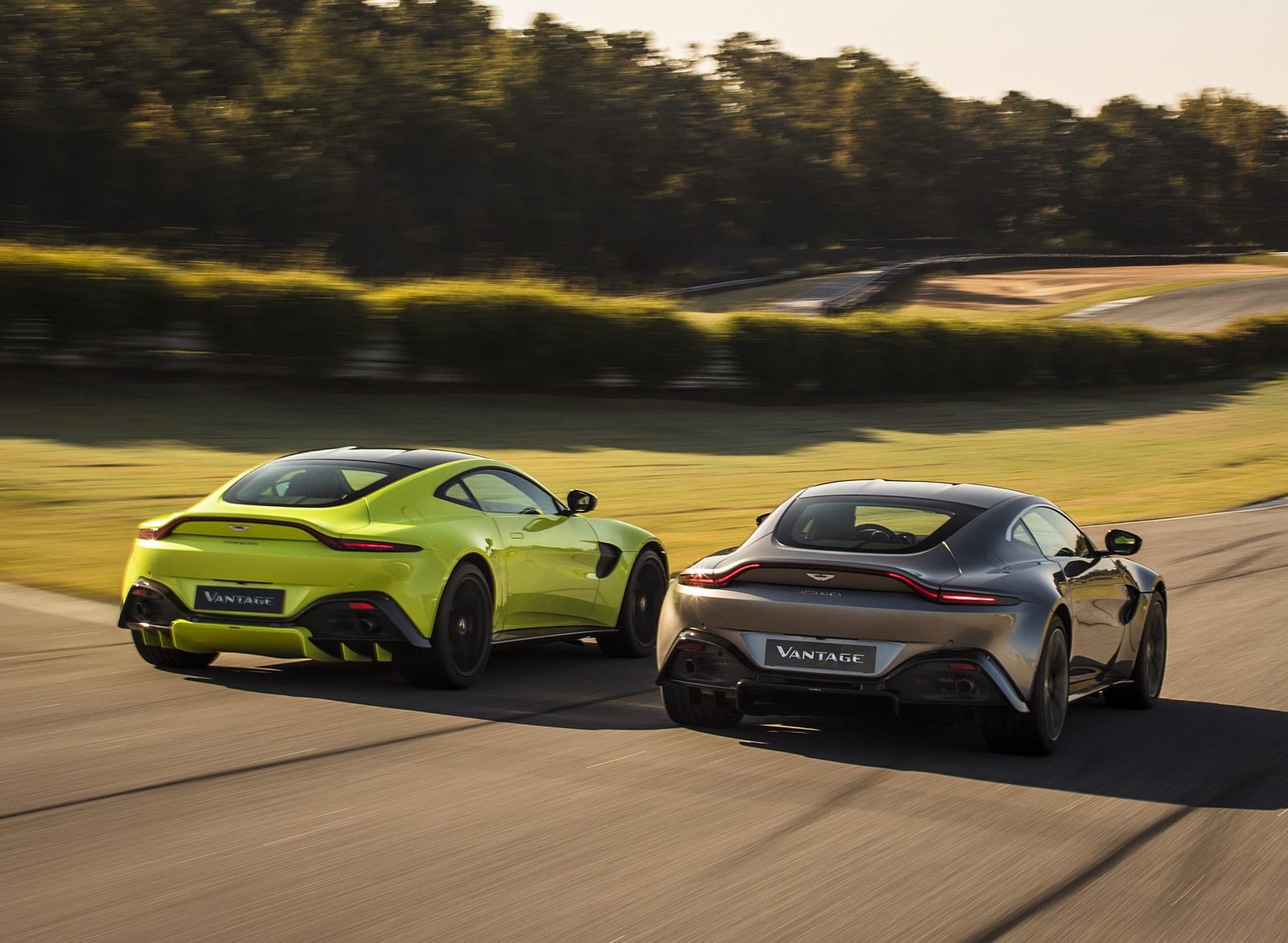 2019 Aston Martin Vantage Wallpapers (4)