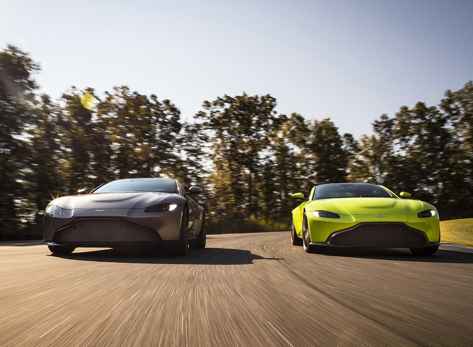 2019 Aston Martin Vantage Wallpapers (3)