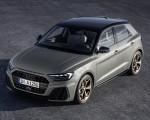 2019 Audi A1 Sportback (Color: Chronos Grey) Front Three-Quarter Wallpapers 150x120 (4)
