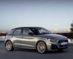 2019 Audi A1 Sportback (Color: Chronos Grey) Front Three-Quarter Wallpapers 150x120 (5)