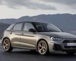 2019 Audi A1 Sportback (Color: Chronos Grey) Front Three-Quarter Wallpapers 150x120 (3)