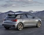 2019 Audi A1 Sportback (Color: Chronos Grey) Rear Three-Quarter Wallpapers 150x120 (10)