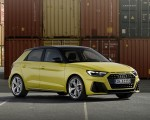 2019 Audi A1 Sportback (Color: Python Yellow) Front Three-Quarter Wallpapers 150x120 (18)