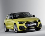 2019 Audi A1 Sportback (Color: Python Yellow) Front Wallpapers 150x120 (14)