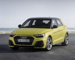 2019 Audi A1 Sportback (Color: Python Yellow) Front Wallpapers 150x120 (15)