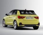 2019 Audi A1 Sportback (Color: Python Yellow) Rear Three-Quarter Wallpapers 150x120 (21)