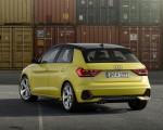 2019 Audi A1 Sportback (Color: Python Yellow) Rear Three-Quarter Wallpapers 150x120 (13)