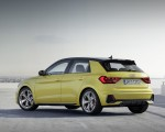 2019 Audi A1 Sportback (Color: Python Yellow) Rear Three-Quarter Wallpapers 150x120 (23)