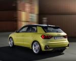2019 Audi A1 Sportback (Color: Python Yellow) Rear Three-Quarter Wallpapers 150x120 (22)