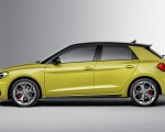 2019 Audi A1 Sportback (Color: Python Yellow) Side Wallpapers 150x120 (26)