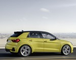 2019 Audi A1 Sportback (Color: Python Yellow) Side Wallpapers 150x120 (19)