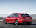2019 Audi A4 Avant (Color: Misano Red) Rear Three-Quarter Wallpapers 150x120 (17)