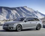 2019 Audi A4 Avant (Color: Quantum Gray) Front Three-Quarter Wallpapers 150x120 (13)