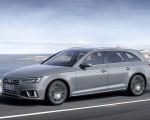 2019 Audi A4 Avant (Color: Quantum Gray) Front Three-Quarter Wallpapers 150x120 (5)