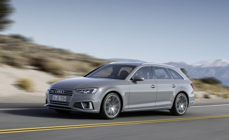 2019 Audi A4 Wallpapers