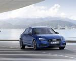 2019 Audi A4 (Color: Ascari Blue) Front Three-Quarter Wallpapers 150x120 (25)