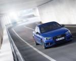 2019 Audi A4 (Color: Ascari Blue) Front Wallpapers 150x120 (22)