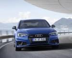 2019 Audi A4 (Color: Ascari Blue) Front Wallpapers 150x120 (21)